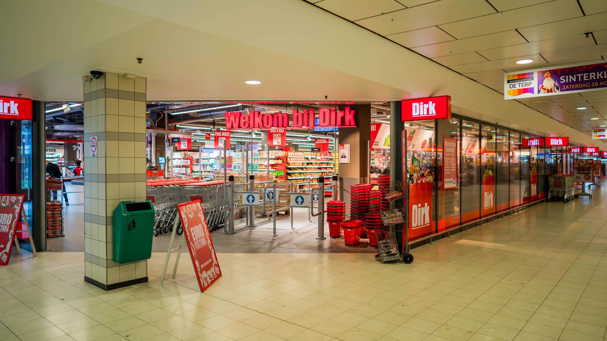 Winkelcentrum De Terp Dirk Van Den Broek