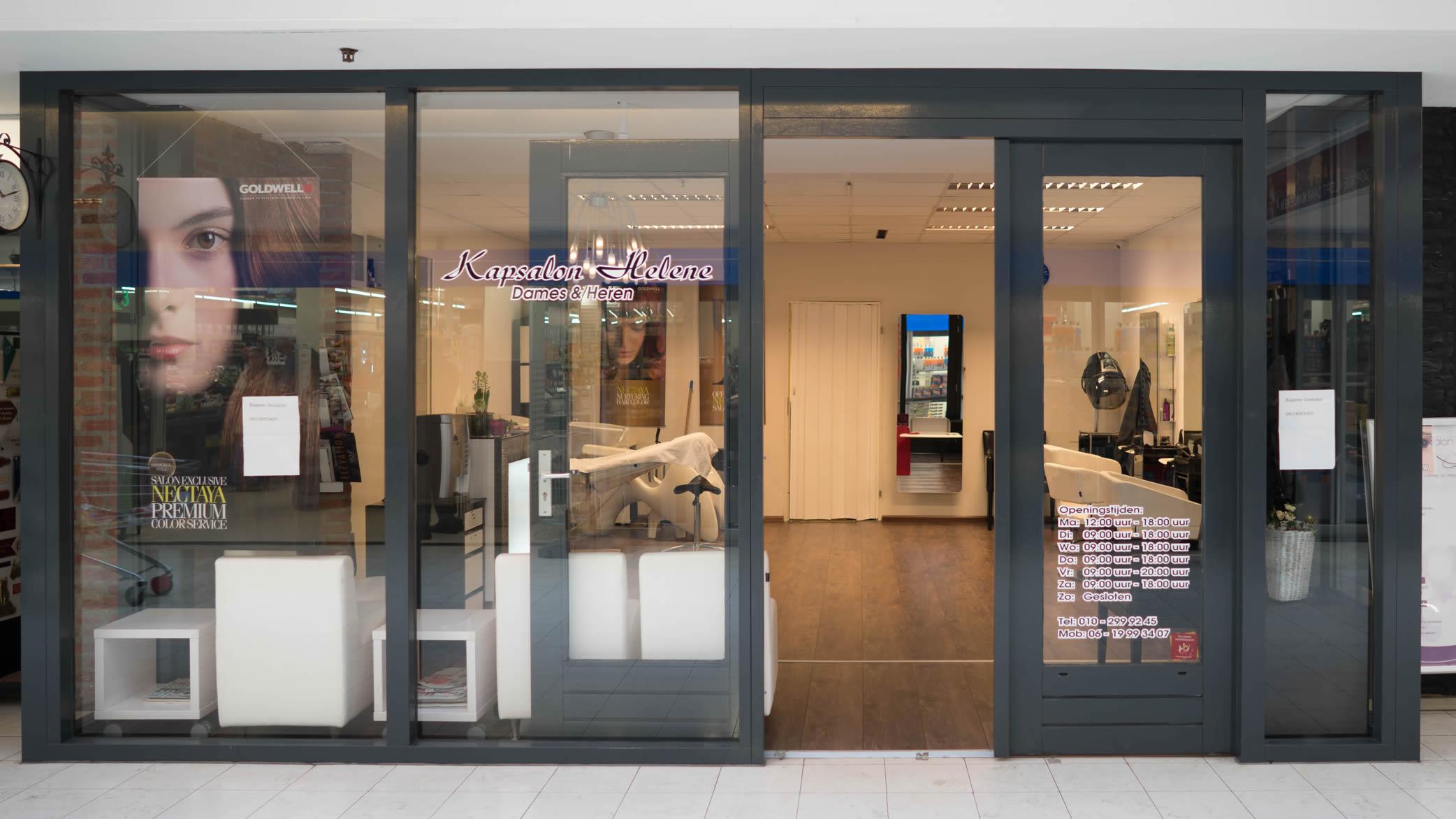 Winkelcentrum De Terp Kapsalon Helene